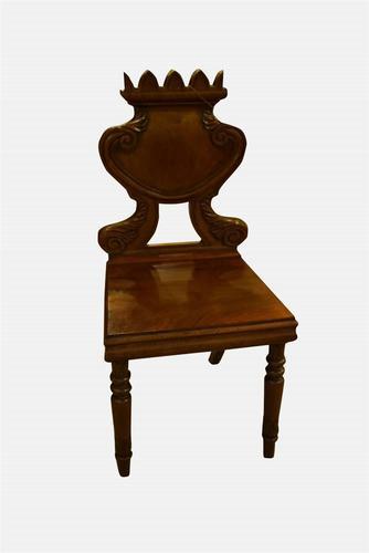 Regency Hall Chair (1 of 6)