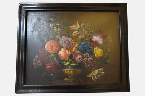 Old Dutch School Oil Painting (1 of 4)