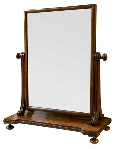 Regency Period Dressing Mirror (1 of 7)