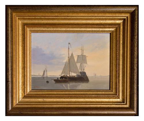 Robert Moore - Sailing Boats (1 of 7)