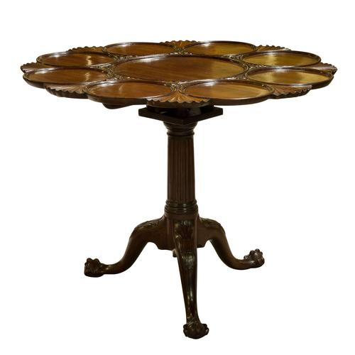 18Thc Mahogany Supper Table (1 of 8)