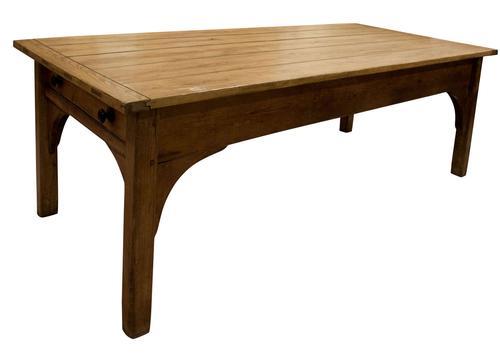 Pine Farmhouse Table (1 of 6)