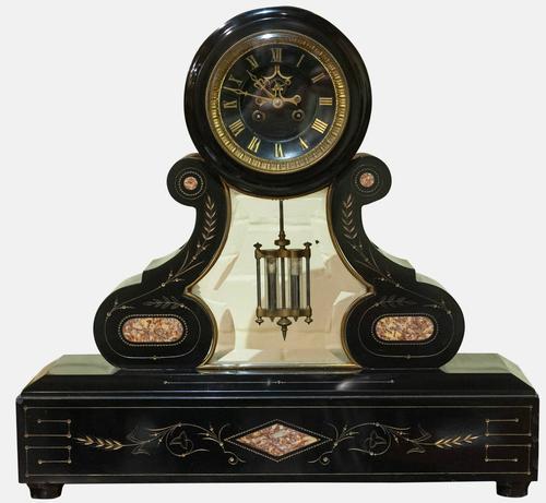 19th Century Mantle Clock (1 of 5)