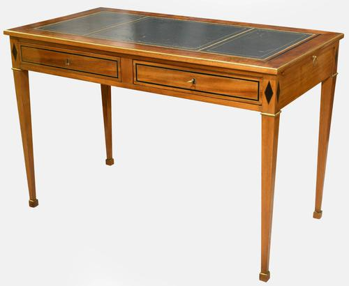 19th Century French Directoire Writing Table c.1850 (1 of 1)