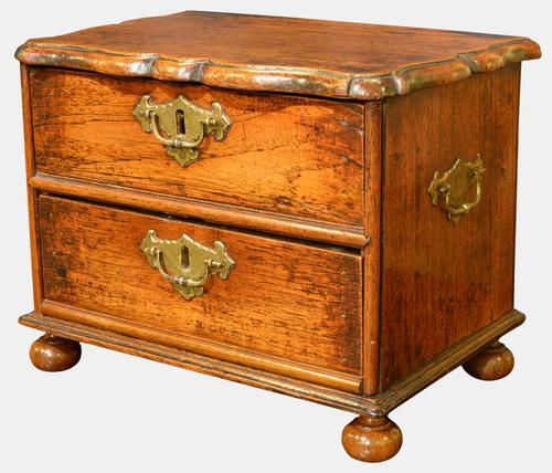Dutch East Indies Table Chest c.1750 (1 of 1)