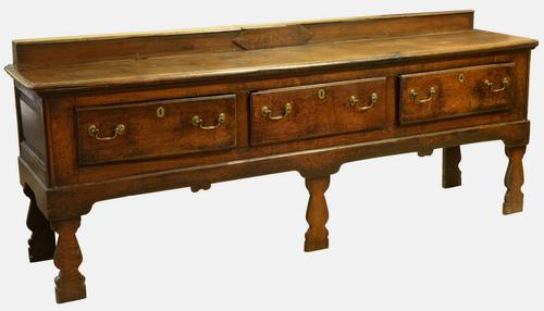 Early 18th Century Long Dresser c.1740 (1 of 1)
