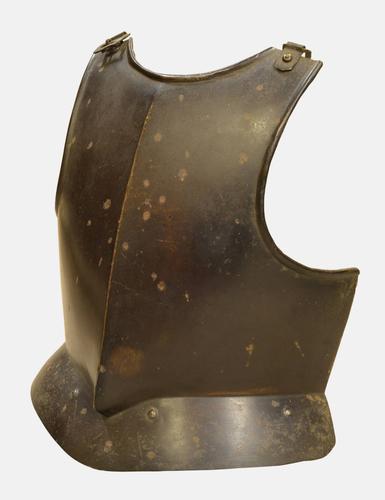 English Civil War Breastplate c.1650 (1 of 1)