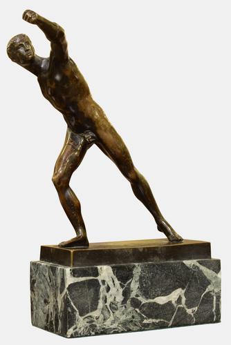 Grand Tour Bronze of Gladiator c.1900 (1 of 1)