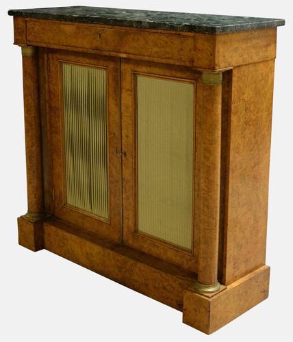 Regency Pollard Oak Side Cabinet (1 of 1)