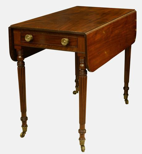 Mahogany Pembroke Table c.1810 (1 of 1)