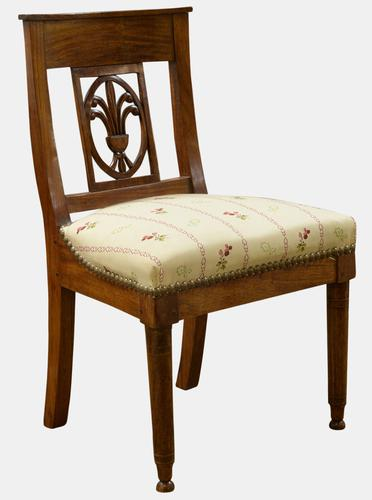 19th Century French Miniature Directoire Chair (1 of 1)
