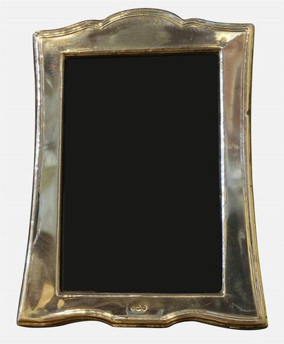 Regency Style Hallmarked Sterling Silver Frame (1 of 1)