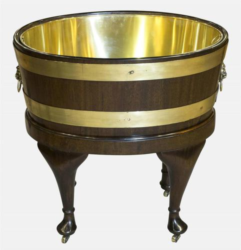 Wine Cooler on Stand c.1755 (1 of 1)