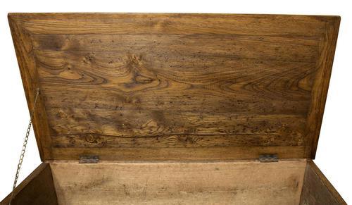 Unusual Oak Trunk c.1880 (1 of 7)