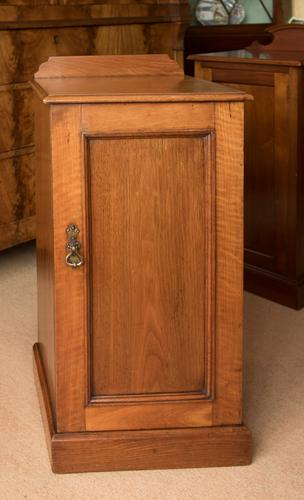 Bedside Cabinet / Cupboard c.1890 (1 of 1)