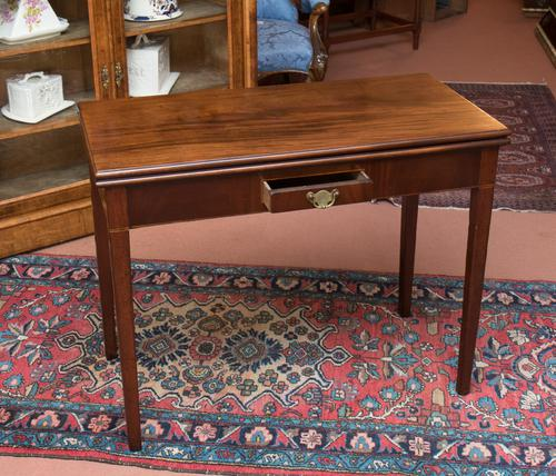 Tea Table c.1770 (1 of 1)
