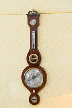 Wheel Bar Barometer c.1840 (1 of 1)