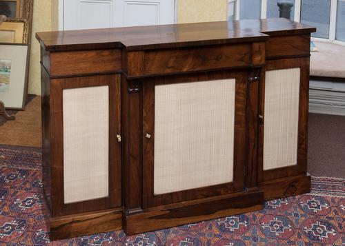 Bookcase Secretaire C.1840 (1 of 1)