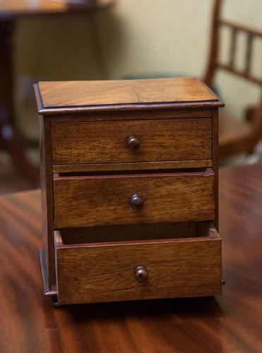 Miniature Chest c.1870 (1 of 1)