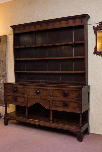 Antique Oak Dresser c.1830 (1 of 1)