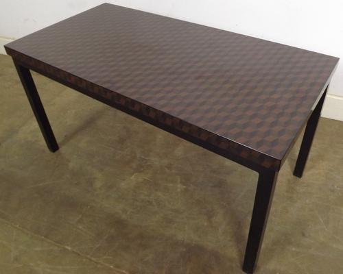 Vintage Modernist Cubist Design Coffee Table (1 of 5)