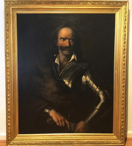 Oil Portrait of Prince  RAkoczi I of Transylvania (1 of 1)