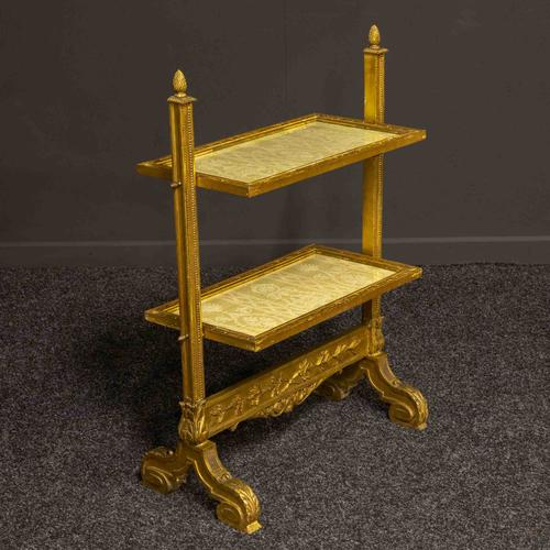 Edwardian Gilded Screen / Table (1 of 5)
