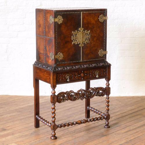 Victorian Cupboard on Stand (1 of 1)