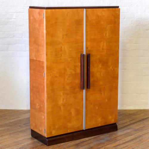 French Art Deco Cupboard (1 of 9)