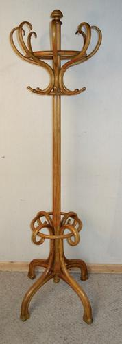 Bentwood Hat / Coat / Hall Stand c.1920 (1 of 1)