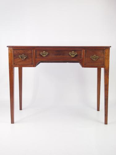 Antique Georgian Mahogany Writing Table (1 of 1)