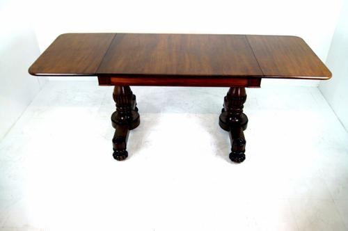 Superb Sofa Table in the Gillows Manor c.1800 (1 of 6)