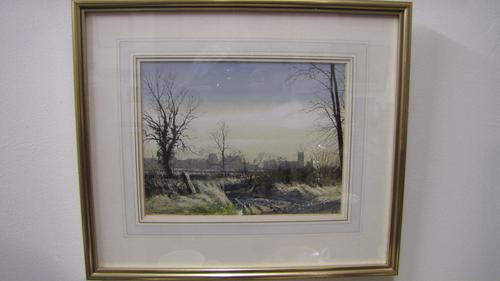 Peter Newcombe Watercolour (1 of 1)