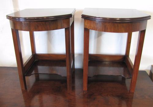Pair of Art Deco Side Tables (1 of 4)