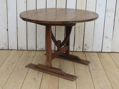 Antique Vendange Occasional Table (1 of 9)