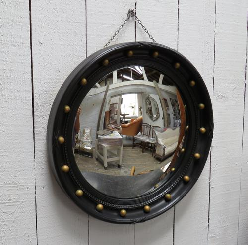 Butlers Porthole Convex Wall Mirror (1 of 7)