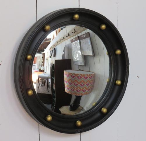 Butlers Porthole Convex Wall Mirror (1 of 8)