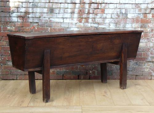 19c French Oak Dough Bin (1 of 1)