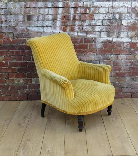 19th Century French Armchair for reupholstery (1 of 1)