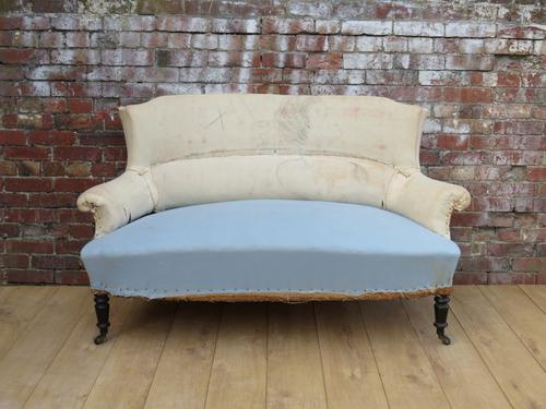 19th Century French Sofa for re-upholstery (1 of 1)