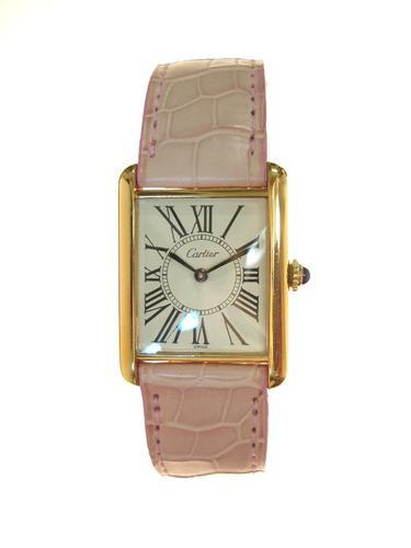 Cartier Tank Watch (1 of 1)