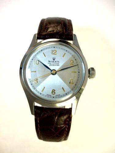 Rolex Tudor Oyster Wristwatch (1 of 1)