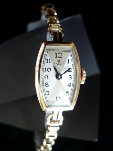 Rolex Vintage Ladies (1 of 1)