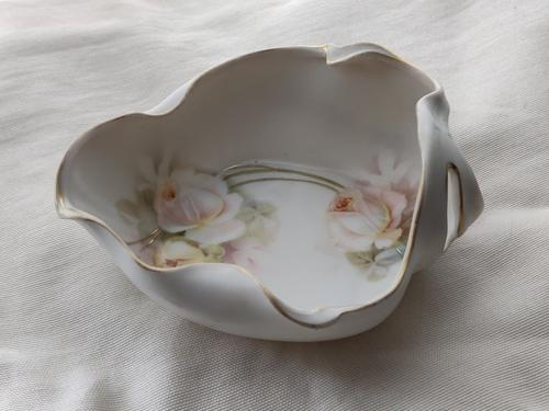 Antique Reinhold Schlegelmilch Porcelain Dish/ Sweet Bowl Rs Germany 1910-1938 (1 of 12)