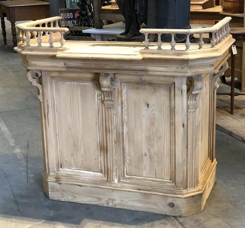 French Antique Shop or Hostess Counter (1 of 7)