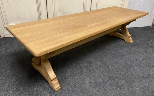 Large French Farmhouse Coffee Table c.1890 (1 of 11)
