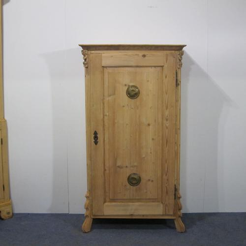 Antique Country Kitchen Larder Cupboard c.1900 (1 of 1)