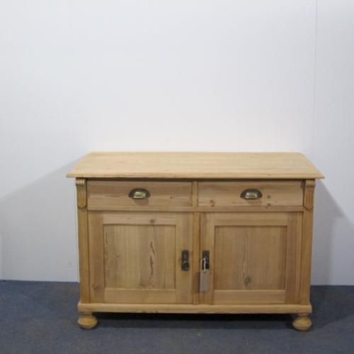 Small, Low Cupboard (Great TV Storage Unit) c.1920 (1 of 1)