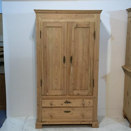 Danish Pine Cupboard c.1920 (1 of 1)