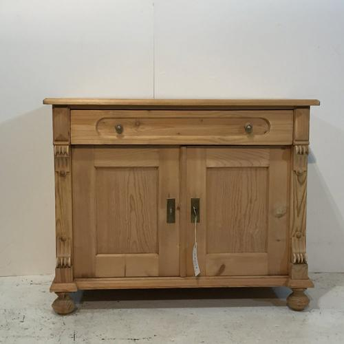 Old Pine Cupboard c.1915 (1 of 1)